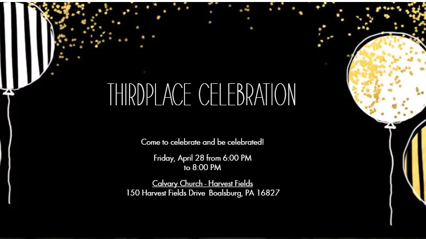 ThirdPlace Celebration